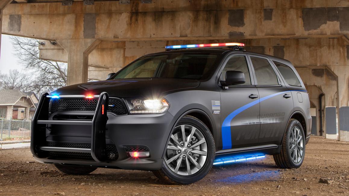2019 Dodge Durango Pursuit Police Suv From Dodge Charger Pursuit Ram Chrysler Jeep Fiat Mopar Police Law Enforcement Fleet Fca Us Llc Officer