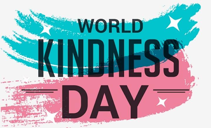 World Kindness Day November 13th | Officer
