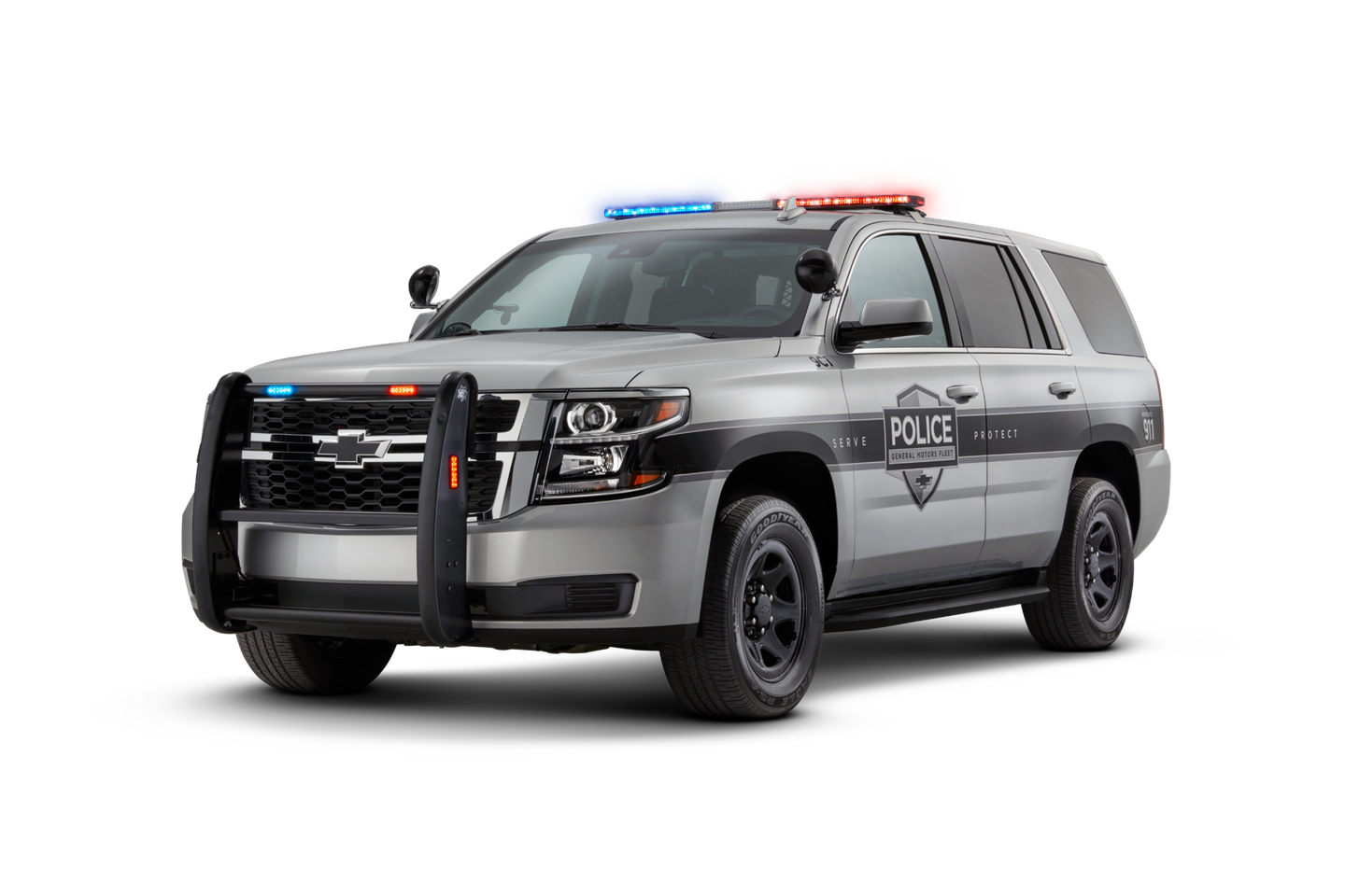 2019 Chevrolet Tahoe Ppv Police Pursuit Vehicle From General Motors Fleet Law Enforcement Vehicles Officer