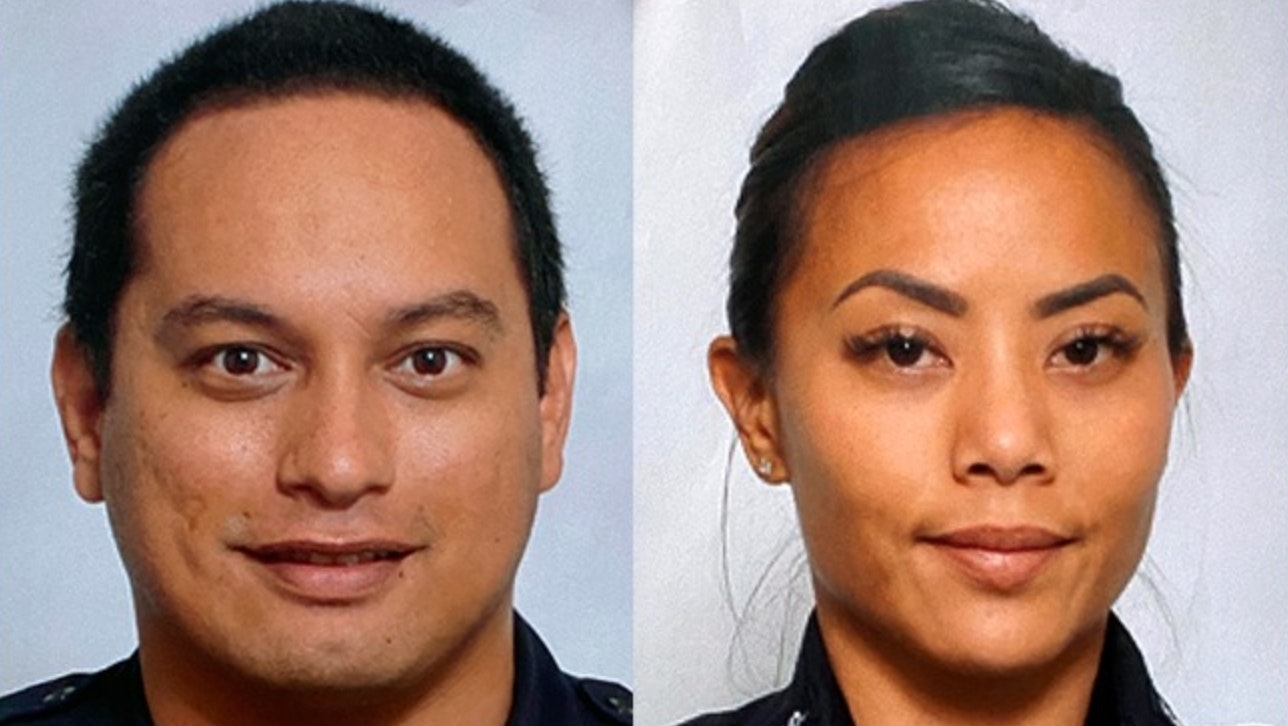 Two Honolulu Police Officers Fatally Shot Officer