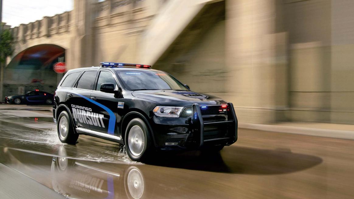 2020 Dodge Durango Pursuit From Dodge Charger Pursuit Ram Chrysler Jeep Fiat Mopar Police Law Enforcement Fleet Fca Us Llc Officer